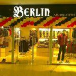 BERLIN магазин у ТРЦ RIVIERA Одеса