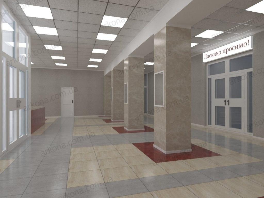 Проєкт на Капітальний ремонт будівлі